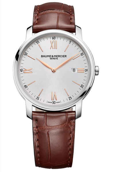 Baume & Mercier Classima Classic 42mm Swiss Quartz watch MOA10097 - Ogden Of Harrogate - 1