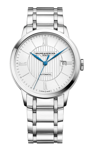 Baume & Mercier Classima 40mm automatic watch MOA10215 - Ogden Of Harrogate - 1