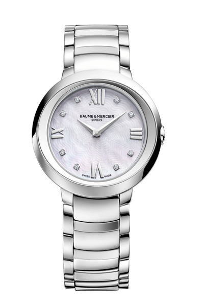 Baume & Mercier Promesse MOP dial 30mm Swiss Quartz ladies watch - Ogden Of Harrogate - 1