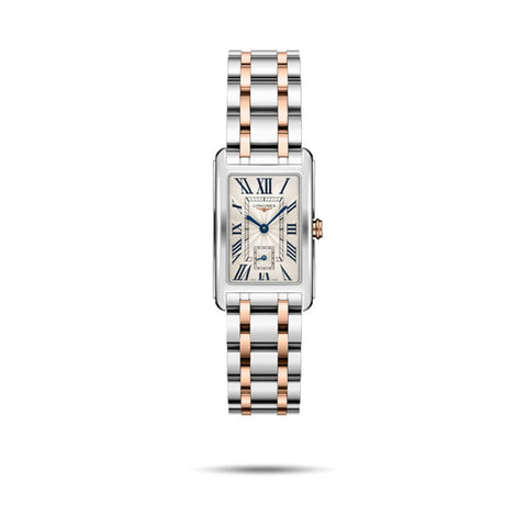 Longines DolceVita Quartz Bi-colour Watch L55125717