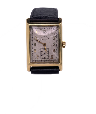 1934 18ct Yellow Gold Vacheron Constantin Watch