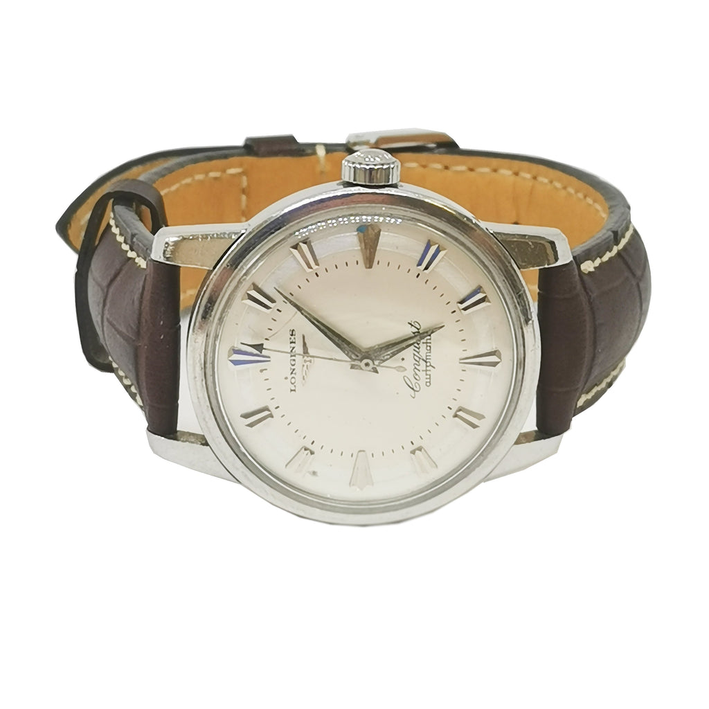 Vintage Longines Automatic Conquest Watch - Circa 1960