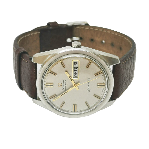 1970's Vintage Omega Seamaster Day/Date Watch