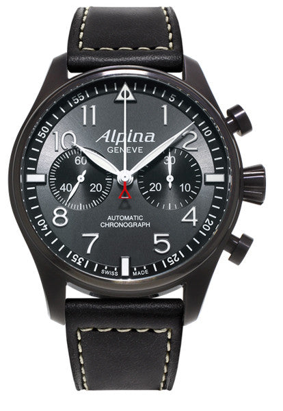ALPINA Startimer Pilot Automatic Watch AL-860GB4FBS6 - Ogden Of Harrogate - 1