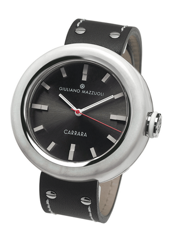 GUILIANO MAZZUOLI Carrara Marble Grey dial watch