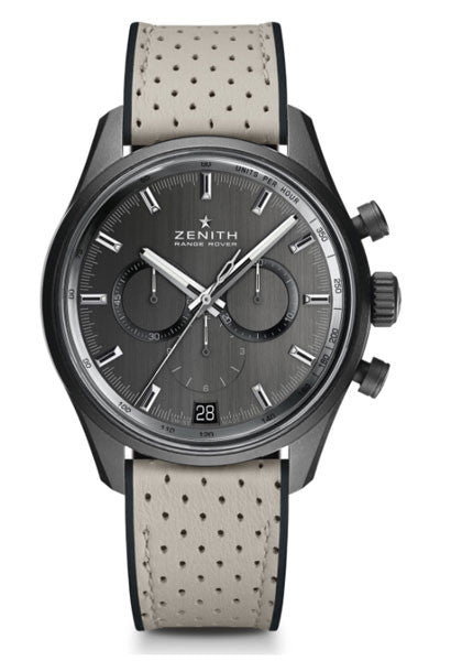 ZENITH Range Rover Special Edition Watch 24 2040 400 27 R797 - Ogden Of Harrogate