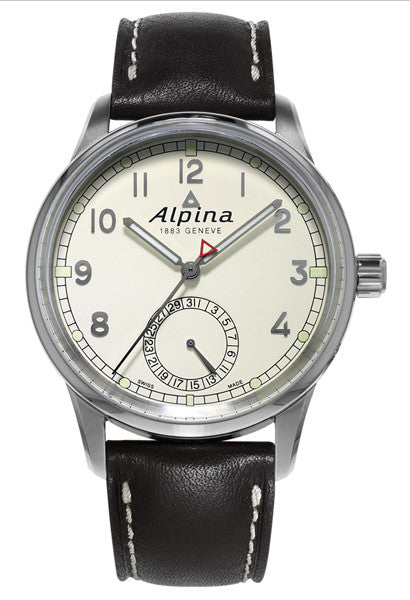ALPINA Geneve Automatic Watch 42mm AL-710KM4E6 - Ogden Of Harrogate