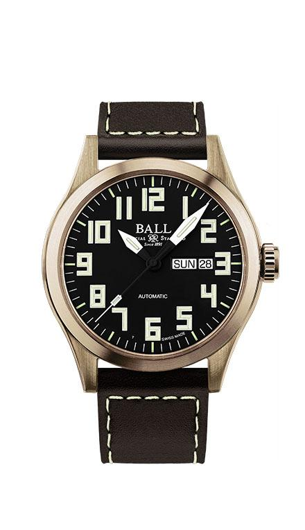 Ball Engineer III Bronze NM2186C-L3J-BK