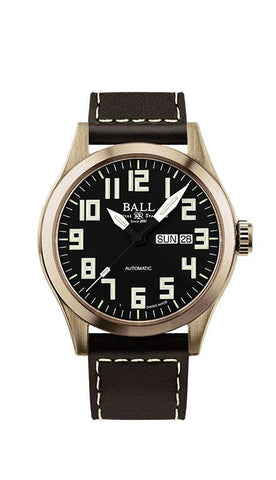 Ball Engineer III Watch Bronze NM2186C-L3J-BK