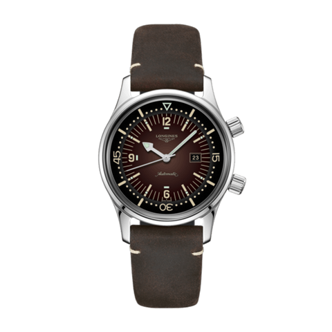 The Longines Legend Diver Watch - L3.374.4.60.0