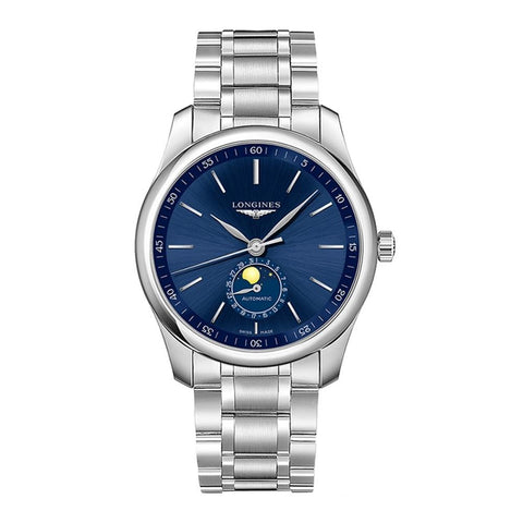 Longines The Master Collection Moonphase Watch - L2.909.4.92.6