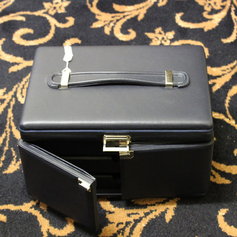 Scatola Del Tempo Leather Timepiece Case