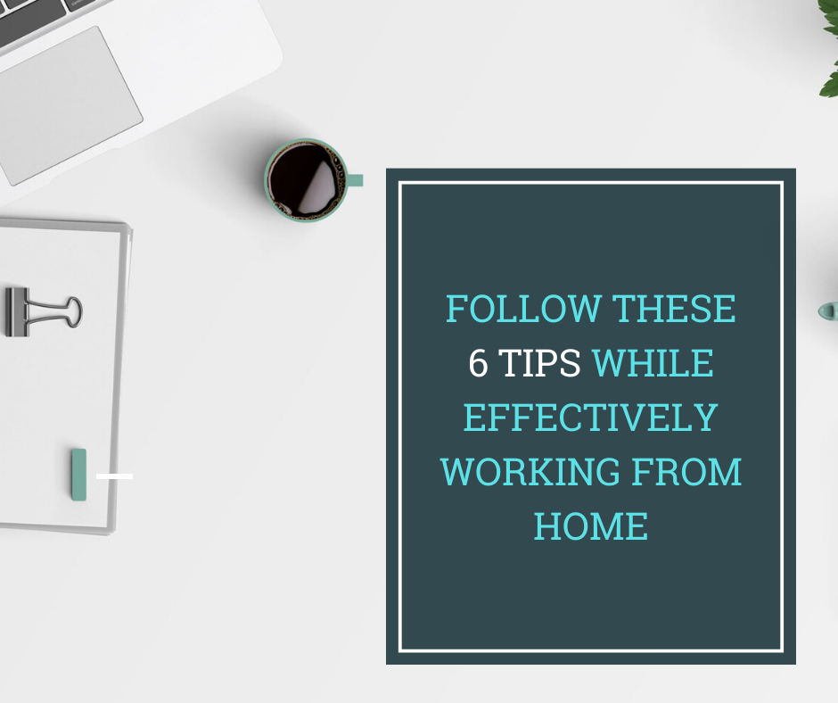 How To Strategically Work From Home: Staying Focused and Motivated