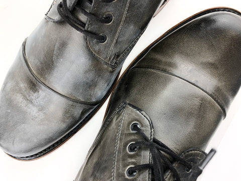 92fb0319352de Your shoes are an investment intended to last years. To lengthen the  lifespan of your Sutros, use our leather care kit to restore and bring your  boots back ...