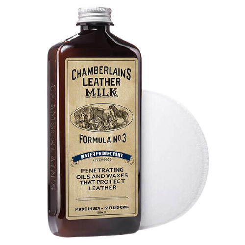 Chamberlain's Leather Milk - Water Protectant