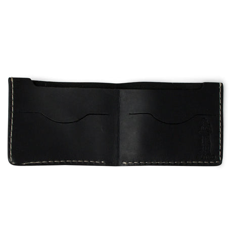 Bifold Wallet - Black