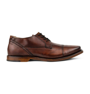 Larkin II Men's Oxford Redwood