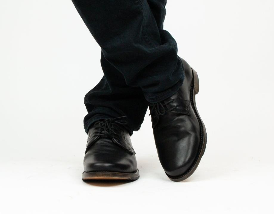 Moss Oxford Black