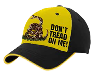 DON'T TREAD ON ME! Adult Hat