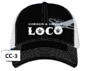 Cheech and Chong Loco Adult Hat