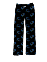 Load image into Gallery viewer, Blue Crabs Pajama Pants
