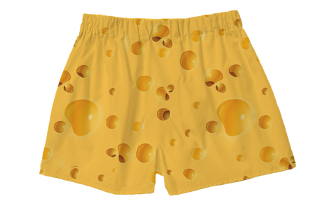 Cheese Boxer Shorts