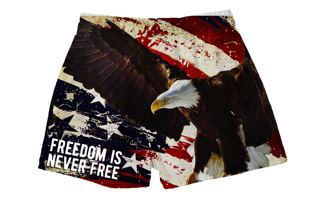 Freedom Boxer Shorts