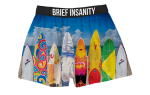 Surfboard Boxer Shorts