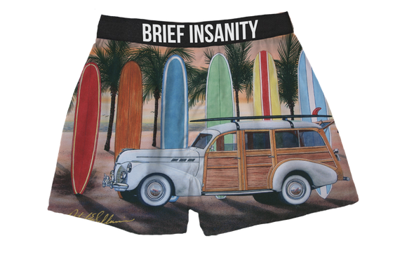 Woody Surf Boxer Shorts