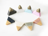Equilateral Blue Gold Soap
