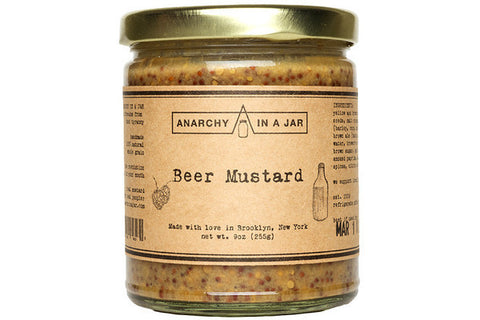 Beer Mustard - sold out