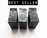 Charcoal & Dead Sea Salt Soap ( Discontinued)