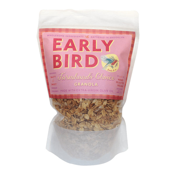 Early Bird Granola Farmhand's Choice