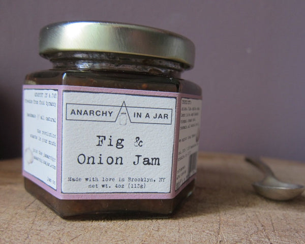 Fig and Onion Jam
