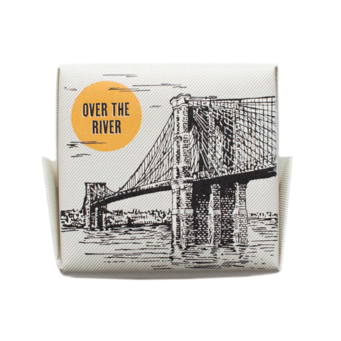 "New York City ""Over the River"" Soap - Made with Organic Oatmeal & Shea Butter"