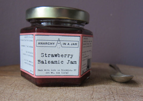 Strawberry Balsamic Jam - out of stock