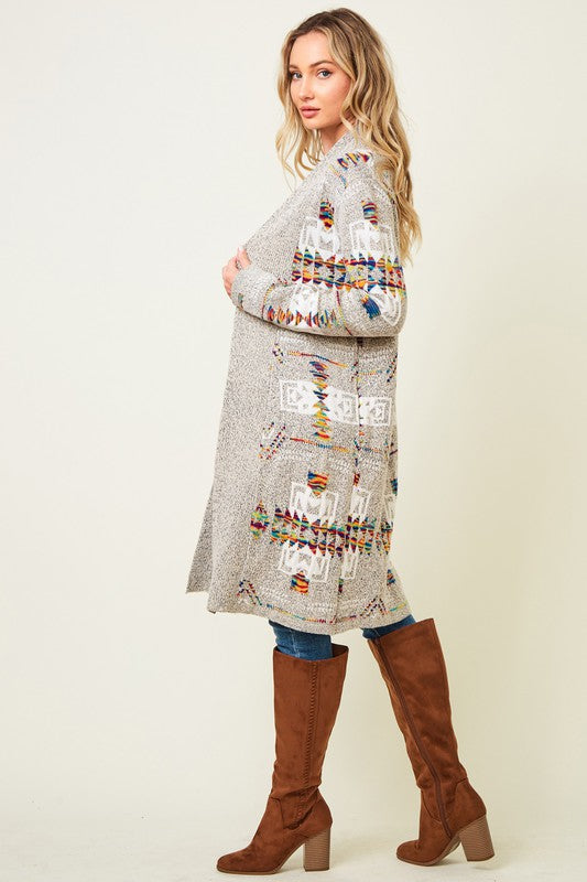 Arizona Duster Sweater