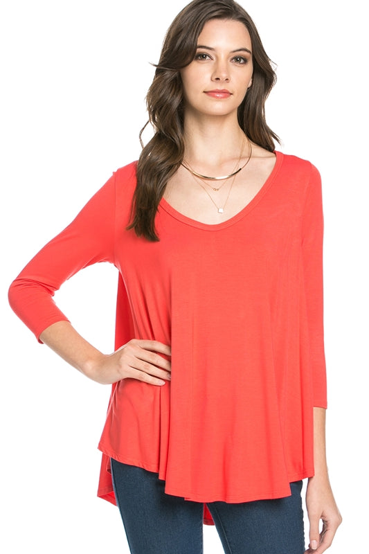 Premium Bamboo Swing Top - 3 colors