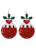 Christmas Earrings - 13 Different Themes