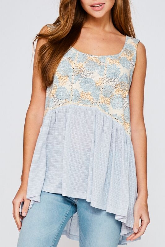LLove Katie Top - Blue