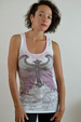 Vocal Whip Stitch Tank