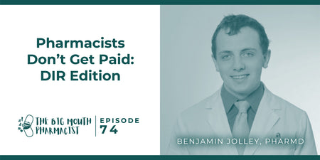 Pharmacists Don't Get Paid: DIR Edition