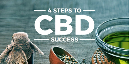 4 Steps To CBD Success E-Book