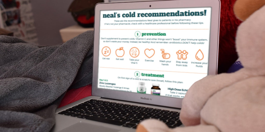 Dr. Neal's Simple Guide To Cold Management