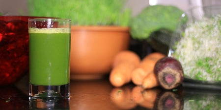 Juice for heallth and wellness
