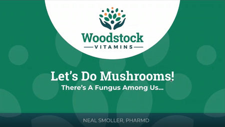 Let's Do Mushrooms Webinar