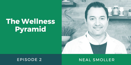 The Big Mouth Pharmacist discusses the wellness pyramid