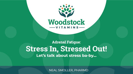 Adrenal Fatigue: Stress In, Stressed Out Webinar
