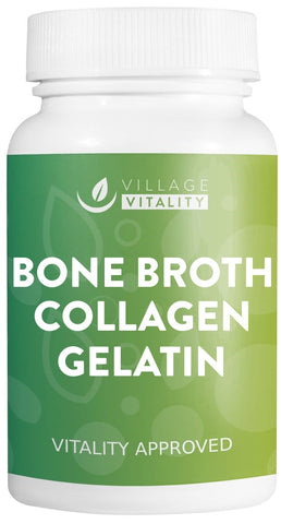 Bone Broth, Collagen, Gelatin