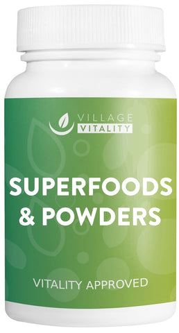 Superfoods and Powders